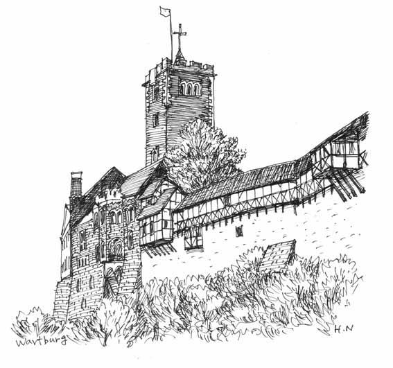 ヴァルトブルク城の画像 p1_36